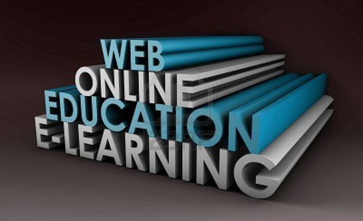 5890055 online education or distance learning in 3d