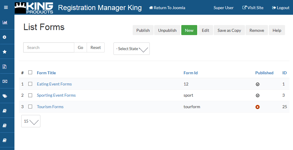 formmanager