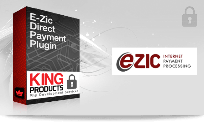 Ezic Direct payment gateway for LMS King
