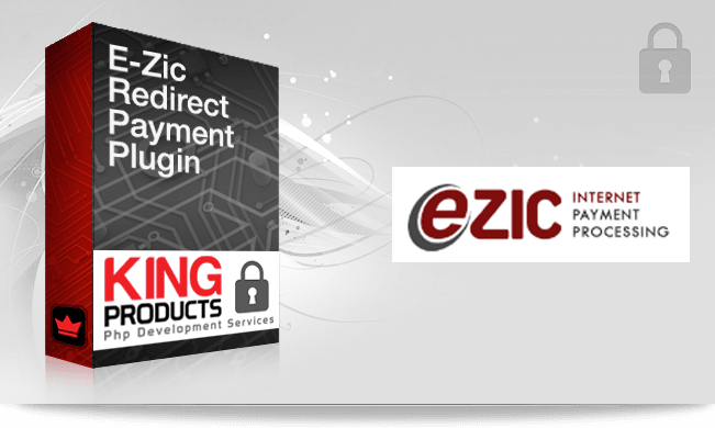 Ezic Redirect payment gateway for LMS King