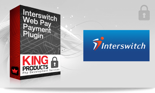 This is the Interswitch WebPay payment gateway for LMS King.