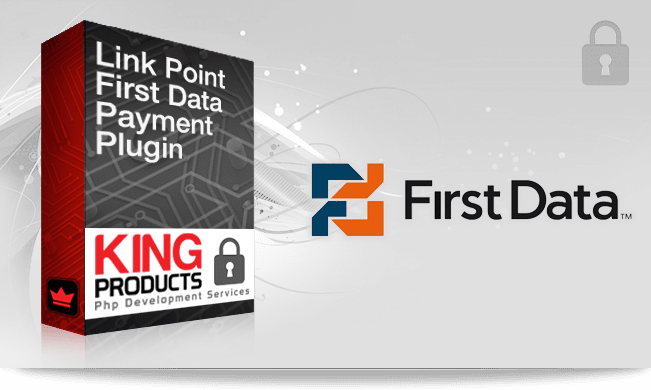 LinkPoint FirstData payment gateway for LMS King