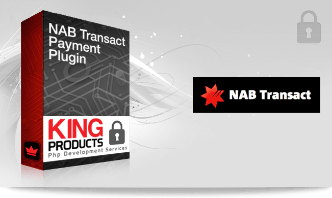 This is the NAB Transact Direct payment gateway for LMS King