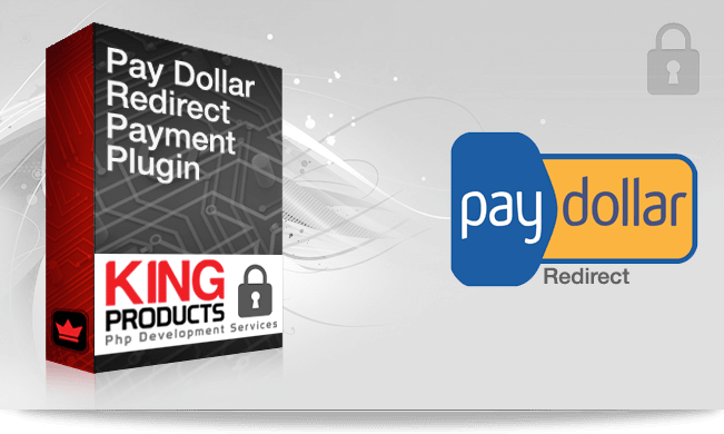 Paydollar Redirect payment gateway for LMS King