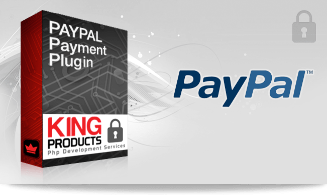 PayPal payment gateway for LMS King