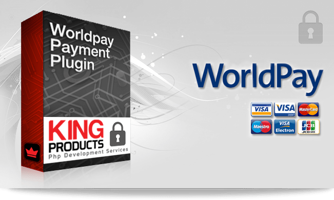 Worldpay payment gateway for LMS King
