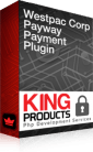 Westpac Corp Payway payment gateway for LMS King