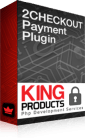 2checkout payment gateway for LMS King