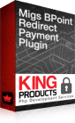 Migs Bpoint Redirect payment gateway for LMS King